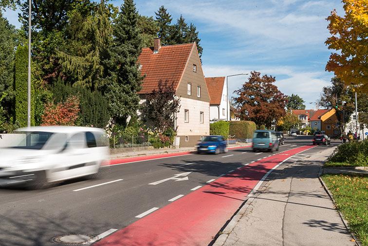 Gute Maßnahmen gegen Straßenlärm