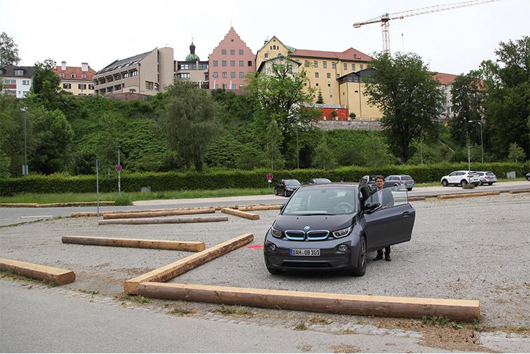 Mehr freie Parkplätze? So geht`s