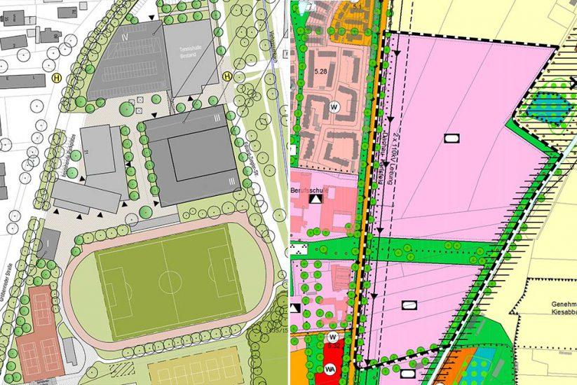 Investitionen in den Sport – ASV Dachau und TSV 1865 Dachau