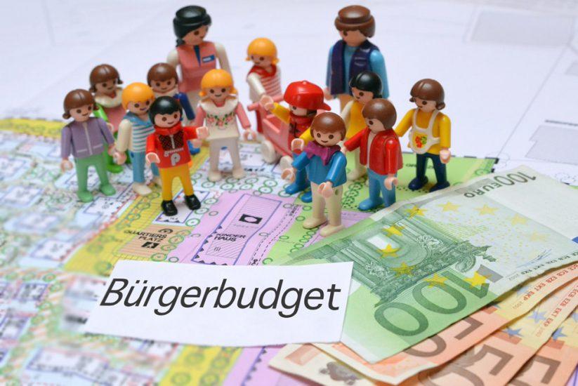 Mehr Mitbestimmung in den Stadtteilen – das Bürgerbudget machts möglich
